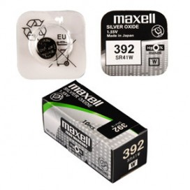 Maxell SR 41 W /392/ Battery - box of 10