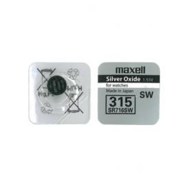 Bateria Maxell SR 716 SW /315/ - pudełko 10szt