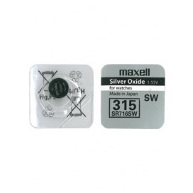Maxell SR 1120 SW /381/391/ Battery - box of 10