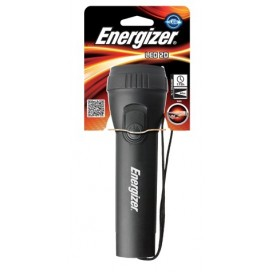 Energizer Rubber Light 2AA Flashlight