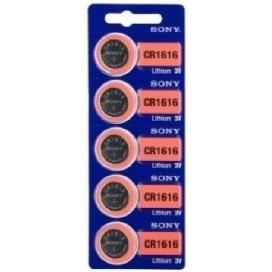 Bateria litowa Sony CR 1616 3V - Blister 5 szt.