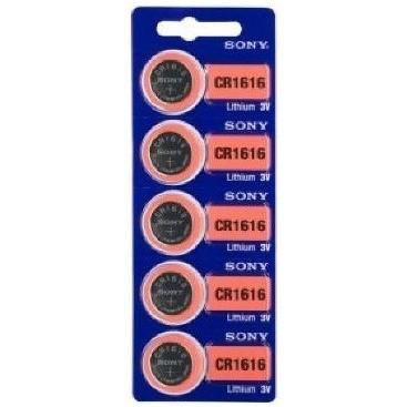 Bateria litowa Sony CR 1216 3V - Blister 5 szt.