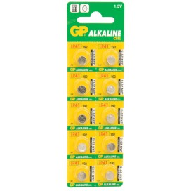 Bateria GP LR41 192 G3 - blister 10 szt. / pudełko 250 szt.