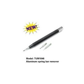 Watchmaker pin bar remover TUM1021 set of 3 items