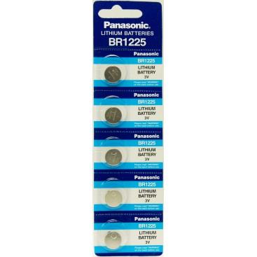 Panasonic Lithium-Based battery CR 1025 3V - Blister pack of 5