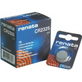 Renata lithium-based battery CR 2325 3V - Blister of 1