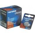Renata lithium-based battery CR 2325 3V - Blister of 1