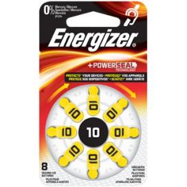 Bateria Energizer 10 słuchowa - blister 8szt PROMOCJA