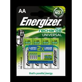 Akumulator Energizer 1300mAh AA HR6 - blister 4szt