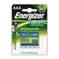 Energizer 2400mAh AA HR6 rechargeable battery - blister pack of 4