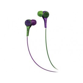 JUICY TUNES EARPHONES PURPLE
