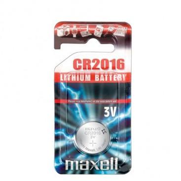 Maxell battery CR2016 - blister 5 items