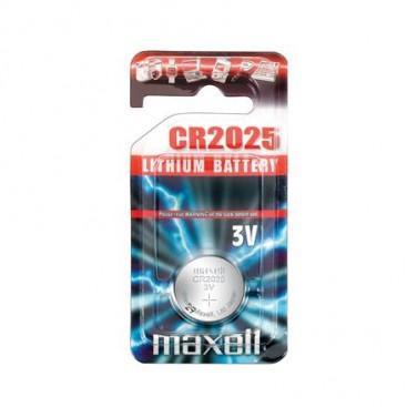 Maxell battery CR2025 - blister 5 items