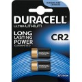 Bateria litowa Duracell CR 2 - blister 2 szt. / pudełko 20 szt.