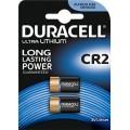 Bateria litowa Duracell CR 2 - blister 2 szt.