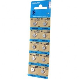 Alkaline Vinnic G 1 /L621/ Battery - Blister pack of 10
