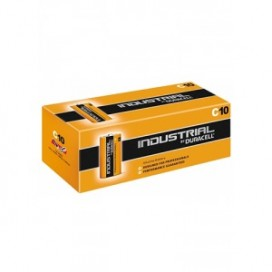 Bateria alkaliczna Duracell LR14  Industrial - Pudełko 10 szt.