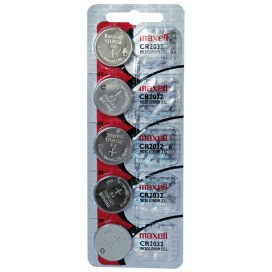 Maxell battery CR2032 - blister 5items