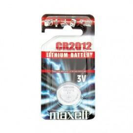 Bateria Maxell CR2012 - blister 1szt