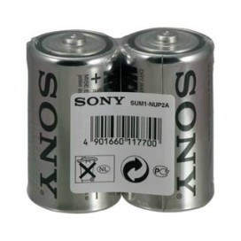 Bateria Sony R20 BASE - folia 2 szt.