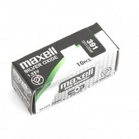 Bateria Maxell SR 1120 W /391/ - pudełko 10szt