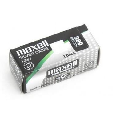 Bateria Maxell SR 1130 SW /390/ - pudełko 10szt