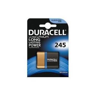 Lithium Panasonic 2CR5 Battery - blister of 1
