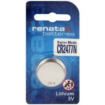 Bateria litowa Renata CR 2477 - Blister 5 szt.