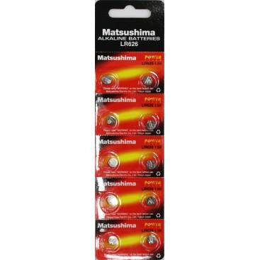 Bateria GP LR626 177  /B10/