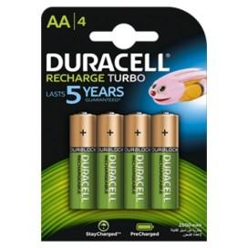 Akumulator Duracell AA 2500mAh - blister 4szt