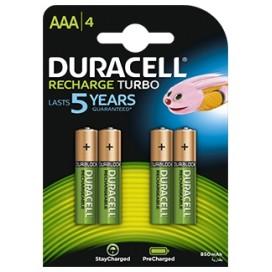 Akumulator Duracell AAA 850 mAh - blister 4 szt. / pudełko 40 szt.