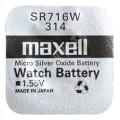 Bateria Maxell SR716 W /314/ - pudełko 10szt
