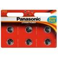 Bateria litowa Panasonic CR2025 3V - Blister 6 szt.