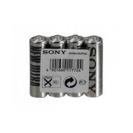 Bateria Sony R6 - folia 4szt