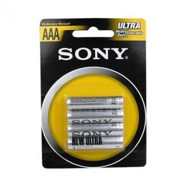 Bateria Sony R6 - blister 4szt