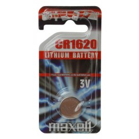 Maxell battery CR1620 - blister 5 items
