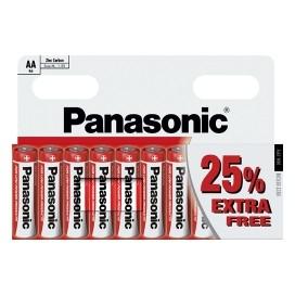 Bateria Panasonic R6 AA - pak. po 10 szt.