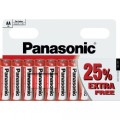 Bateria alkaliczna Panasonic LR-6 AA - pak. po 10 szt.