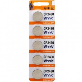 Maxell battery CR2430 - blister5 items