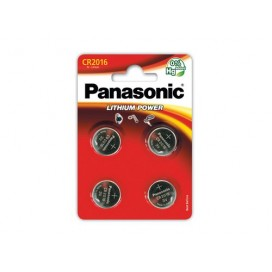 Bateria litowa Panasonic CR 2016 3V- blister 4 szt.