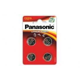 Bateria litowa Panasonic CR2016 3V- blister 4 szt.