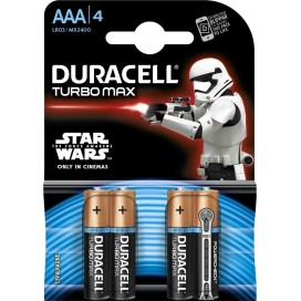 Duracell alkaline battery LR-3 - blister of 4