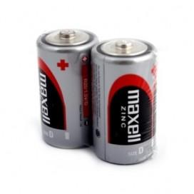 Bateria Maxell R20 - zgrzewka / folia  2szt