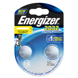 Bateria Energizer CR2032 ULTIMATE - blister 2szt