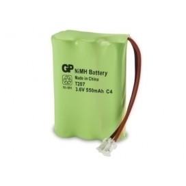 Akumulator GP do tel. bezprzewodowych T207