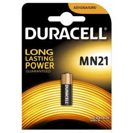 Bateria Duracell A23 12 V MN21 - blister 1 szt DATA 2019