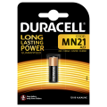 Duracell alkaline battery A23 12 V MN21 - blister of 2