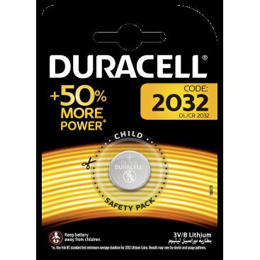 Bateria litowa Duracell CR 2032 3V- blister 1 szt.