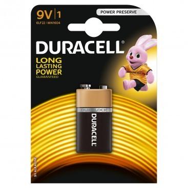 Bateria Duracell 6LR61 9V - 1 szt. Data 2019