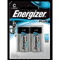 Bateria Energizer LR14 Max Plus - blister 2szt
